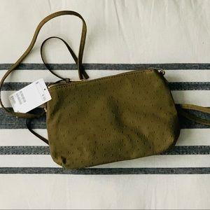 H&M Olive Crossbody Bag